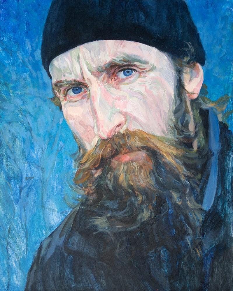 Послушник Андрей Строкин