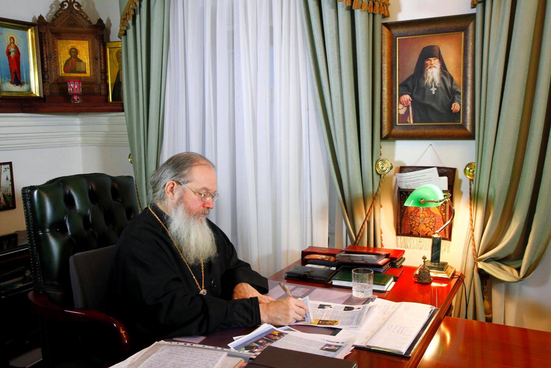 Епископ Панкратий