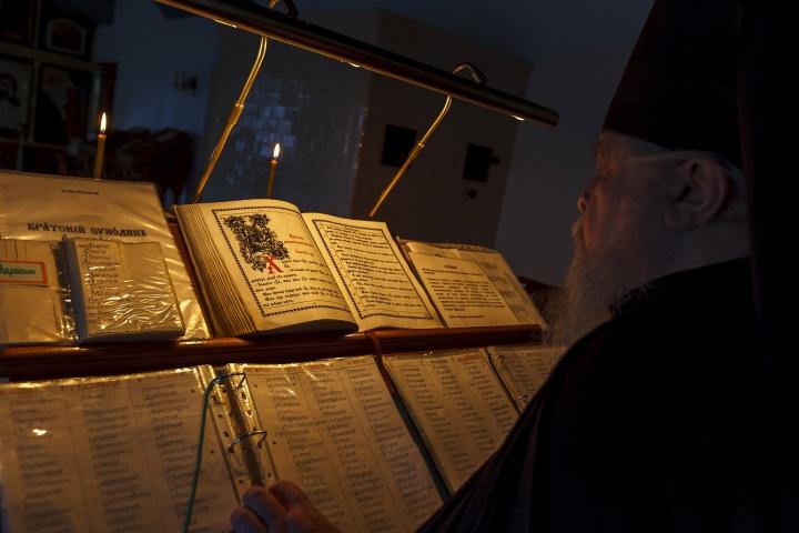 Подать записку в монастырь через сайт обители